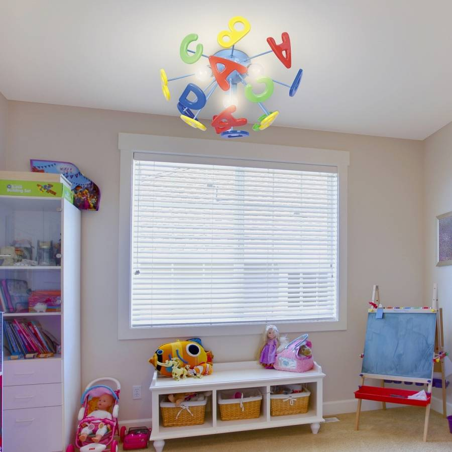 HEALTH OR DESIGN? – WHAT KIND OF LAMP IS THE BEST FOR THE BABY ROOM?